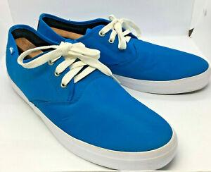 Quiksilver Sneakers Color: Light Blue Size :13