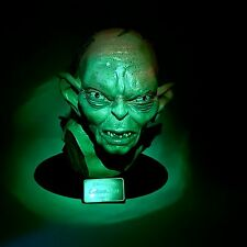 Lord of the Rings Gollum Bust Head Statue Limited Halloween Figure Decor LOTR