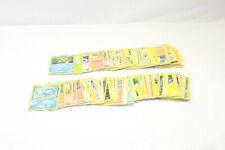 100 Pokemon Card Lot