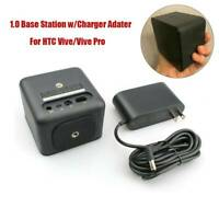 For HTC VIVE/Pro Base Station 1.0 Virtual Reality Headset & Controllers Tracker