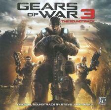 Gears of War 3 - Steve Jablonsky - Sumthing Records - Score - Soundtrack - CD