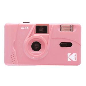 Kodak Vintage retro M35 35mm Reusable Flash Film Camera +UltraMax 400 Film 36exp