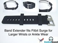 Band Extender for Fit Fitbit SURGE Extra Large Sized Wrist or Ankle Wear Make XL
