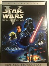 Star Wars Episode V The Empire Strikes Back (DVD, 2001, Widescreen) LN W/insert