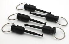 EZ Hackle Pliers - Spring loaded Hook Style - Fly Tying Pliers Lot of 5 FF137-5
