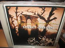 BRUCE SPRINGSTEEN Secret Garden [2 track Single] [Single] CD