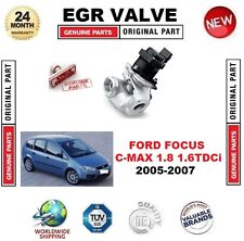 Per FORD FOCUS C-MAX 1.8 1.6 TDCi 2005-2007 VALVOLA EGR 5-PIN con Guarnizioni/Guarnizioni