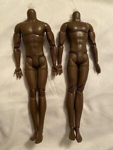 Barbie Ken -- Two Made to Move Ken bodies MTM (from AA Looks Ken)