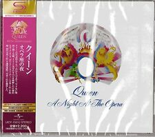 QUEEN-A NIGHT AT THE OPERA-JAPAN SHM CD E50