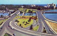 PRECIOSA VISTA DE LA INTERSECCION #5 DESDE HOTEL MIRAMAR SAN JUAN PUERTO RICO
