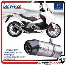 Leovince LV ONE Scarico Inox Honda NC700X / NC700S 2012>2013 Integra 2014>2015
