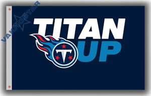 Tennessee Titans UP Football team Memorable flag 90x150cm 3x5ft Best banner UP