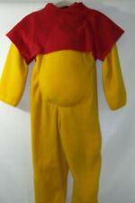 Winnie The Pooh Costume Plush Toddler Kids