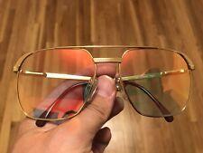 Hilton Cartier Glasses Gaultier Vintage Sunglasses Fred Mirror Flash Bugatti