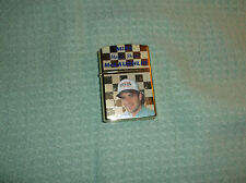 RONSON WINDII CIGARETTE LIGHTER  *MIKE McLAUGHLIN* AUTO RACING NEW