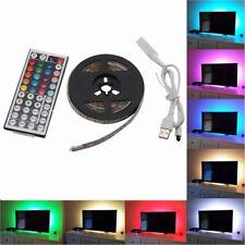 2M 5V USB 5050 LED Light Strip Backlight Bias Lighting USB Flexible PC Monitor