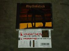 Rhythmstick Japan CD Charlie Haden Phil Woods John Scofield Airto Flora Purim