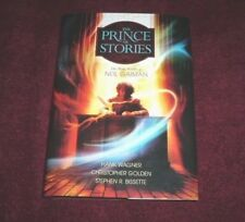 THE PRINCE OF STORIES: THE MANY WORLDS OF NEIL GAIMAN.  CD  Publications.  NEW!