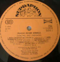 Prague Silver Strings* Dancing And Dreaming LP RP Vinyl Schallplatte 151086