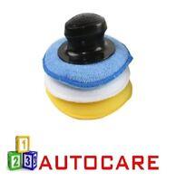Kent Car Care Polish Applicator Pads With Handle Q9255