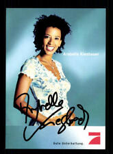 Arabella Kiesbauer Pro7  Autogrammkarte Original Signiert # BC 122061