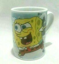 Sponge Bob Square Pants Mug Patrick Coffee Tea 2007 Viacom Cartoon Sea Ocean Fun