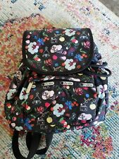 LeSportsac small Edie backpack, School's Out C NEW