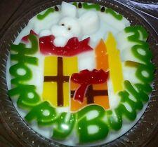Jello Mold Happy Birthday # 1, Khuon rau cau, Dong Suong