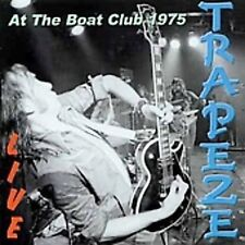 TRAPEZE - LIVE AT THE BOAT CLUB 1975 NEW CD
