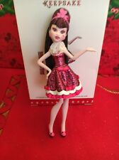 Christmas Hallmark Keepsake Draculaura Monster High Ornament New In Box