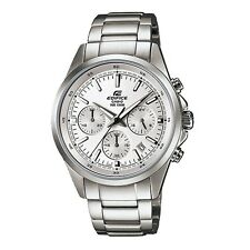 Casio Edifice EFR-527D-7A Stainless Steel Analog Chronograph Men's Watch