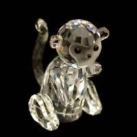 Monkey Austrian crystal figurine ornament sculpture home decor RRP$259