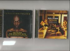 Faithless : Back To mine + The Greatest Hits / TWO CD Albums