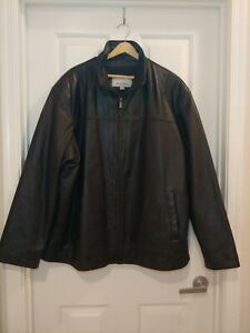 Wilsons Leather M Julian Jacket Coat Size XXL