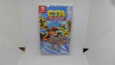 New CTR Crash Team Racing Nitro Fueled (Nintendo Switch)