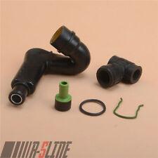 For AUDI A4 Quattro Volkswagen Passat 1.8L Engine Crankcase Breather Hoses Pipes