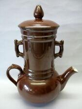 Bauscher Porzellan Tee Kanne Teebereiter Filterkanne Teekanne Filter Set Kaffee