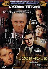 Efficiency Expert / Loophole (DVD, 2007, Brand New)