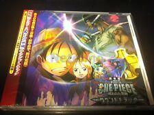 0162 One Piece Norowareta Seiken Original Soundtrack CD Music Film New Japan
