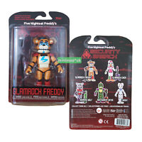 Five Nights at Freddys FNAF Security Breach GLAMROCK FREDDY Collectable Figure
