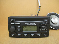 FORD FOCUS FIESTA MONDEO TRANSIT ESCORT 6000 RADIO STEREO CD PLAYER + codice
