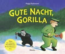 Gute Nacht, Gorilla! ►►►UNGELESEN  ° von Peggy Rathmann °