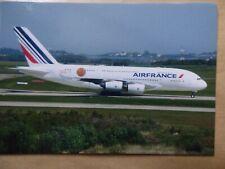 AIR FRANCE  AIRBUS A 380    F-HPJI collection vilain N° 804