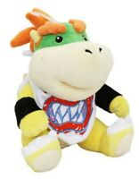 SUPER MARIO BROS. MINI BOWSER Jr. PELUCHE 20Cm - Junior Boswer Koopa Plush Baby