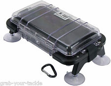Stand Up Paddle Board Waterproof case Storage Box with Suction Cap Mounts