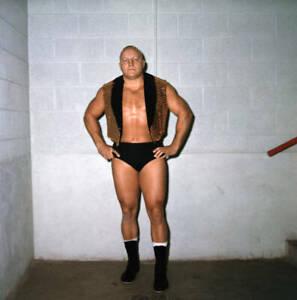 Wrestler Art Neilson Of Canada 1950s OLD PHOTO