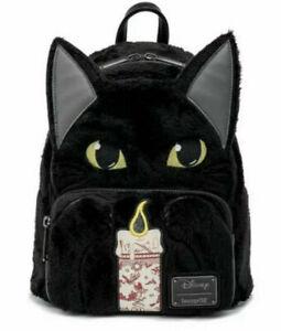 Loungefly Exclusive Disney Hocus Pocus Binx Plush Cosplay Mini Backpack