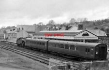 PHOTO  BODMIN NORTH RAILWAY STATION CORNWALL 1964 LSWR TERMINUS OF BRANCH FROM W