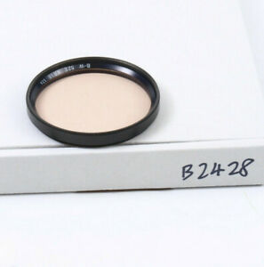B+W 52E KR1.5 1.1x filter Skylight warming  52mm 52 warm up b w 52 e (B2428)