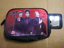 Green Day Make Up Bag Purse Case w/ Mirror